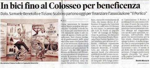 Photo: la Nuova di Venezia e Mestre (04.08.2013)