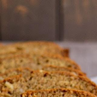 Wholewheat Banana Bread