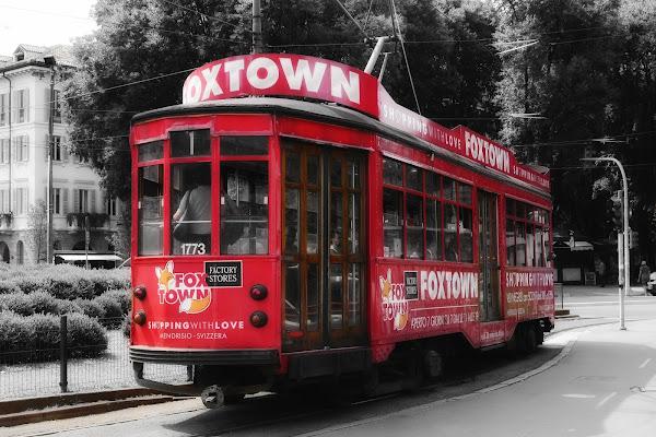 Tram n° 1, nel cuore di Milano di GVatterioni