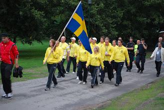 Photo: Team Sweden. Photo:Patric Fransson