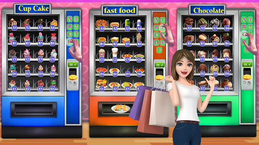 Learn ATM & Vending Machine: Credit Card Simulator  screenshots 1