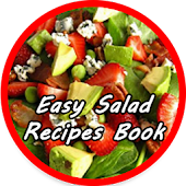 Easy Salad Recipes Book