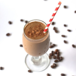 Mexican Chocolate Mocha Smoothie