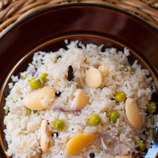 Butter Bean Coconut Rice