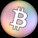 Bitcoin Cool Widget Icon