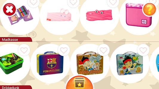 Fætter BR's app - til børn screenshot 2