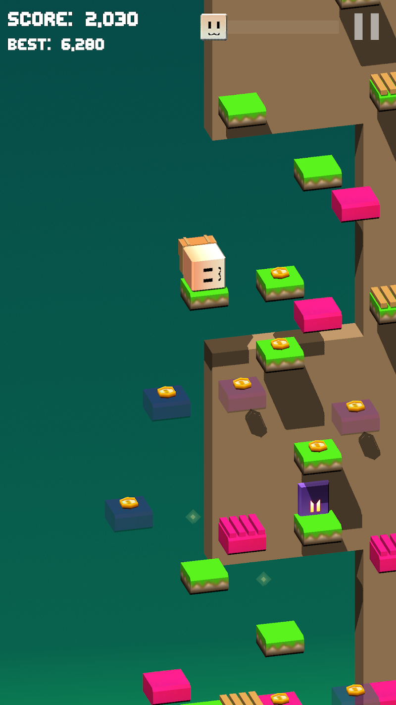 Super Drop Land Screenshot 2