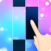 Piano Music Go 2019: Free EDM Piano Games Icon