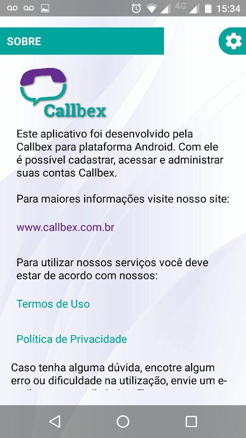 Callbex - Call by Expression- screenshot