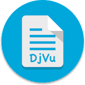 DjVu Reader - Viewer for DjVu and Pdf