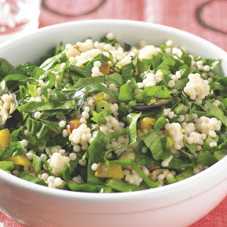 Char-Grilled Vegetable Couscous.