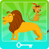 Escape Animal Playground Android APK Download Free By MWE Games
