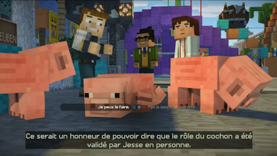 [Download Guide Minecraft Story Mode for PC] Screenshot 4