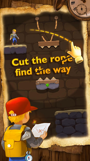 Relic Adventure - Rescue Cut the Rope Puzzle Games 1.5.2 screenshots 1