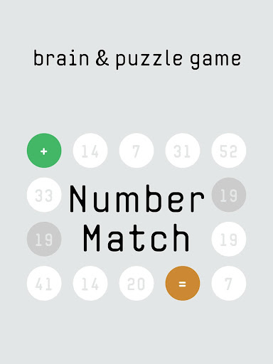 Number Match brain&puzzle game  screenshots 7