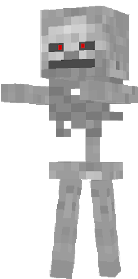Herobrine controlled it.Skin by Aldayar