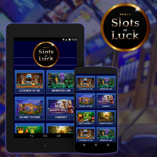Игровые автоматы Slots of Luck screenshot 8