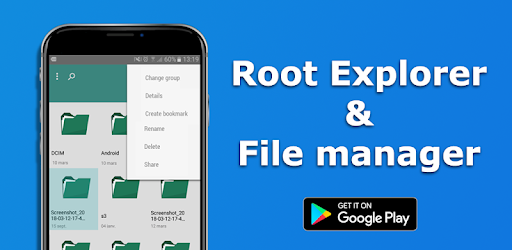 Root Explorer: Root browser & File Manager on Windows PC Download