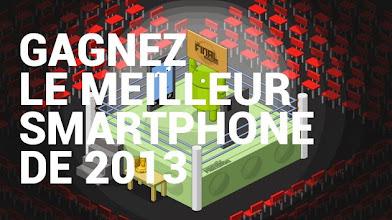 Photo: C'est la finale du Trophée FrAndroid ! Ca vous dirait de gagner le smartphone vainqueur ? http://bit.ly/KggwIl