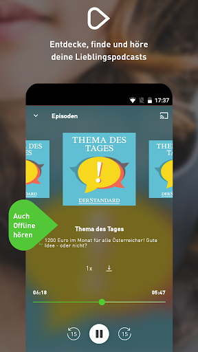 radio.at - Radio und Podcast screenshot 4
