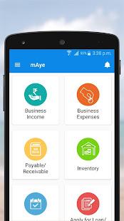 mAye 2.0.0 APK + Mod (Unlimited money) إلى عن على ذكري المظهر