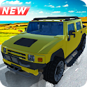 H1 Hummer Suv Off-Road Driving Simulator Game Free icon