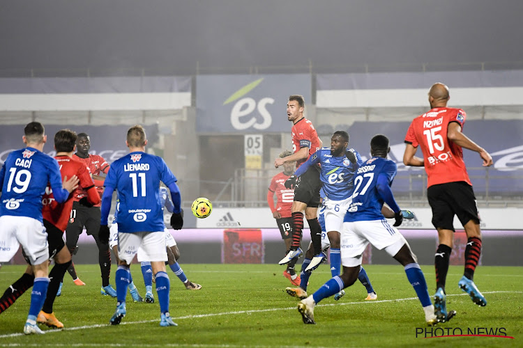 Ligue 1 : Jérémy Doku titulaire mais Rennes cale encore à Strasbourg