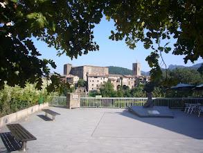 Photo: Santa Pau: castell