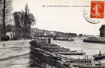 Photo: Athis-mons (S.-&-O.) - Bords de Seine