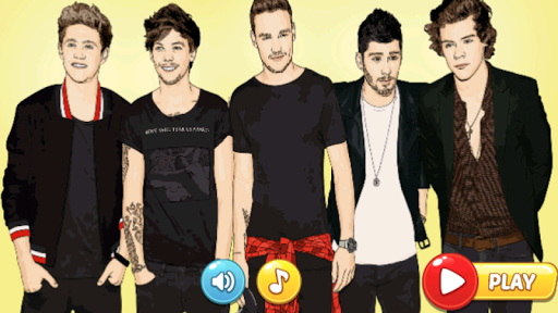 One Direction : 1D Harry Run