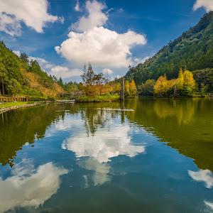 104-11-20#1愛上秋色湖光的寧靜與清澈.jpg