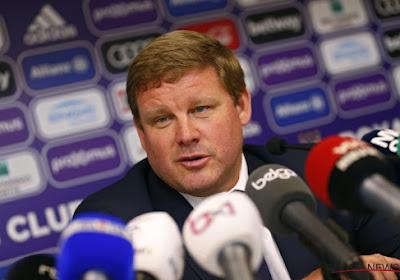 Hein Vanhaezebrouck donne son avis sur la reprise d'Anderlecht par Marc Coucke