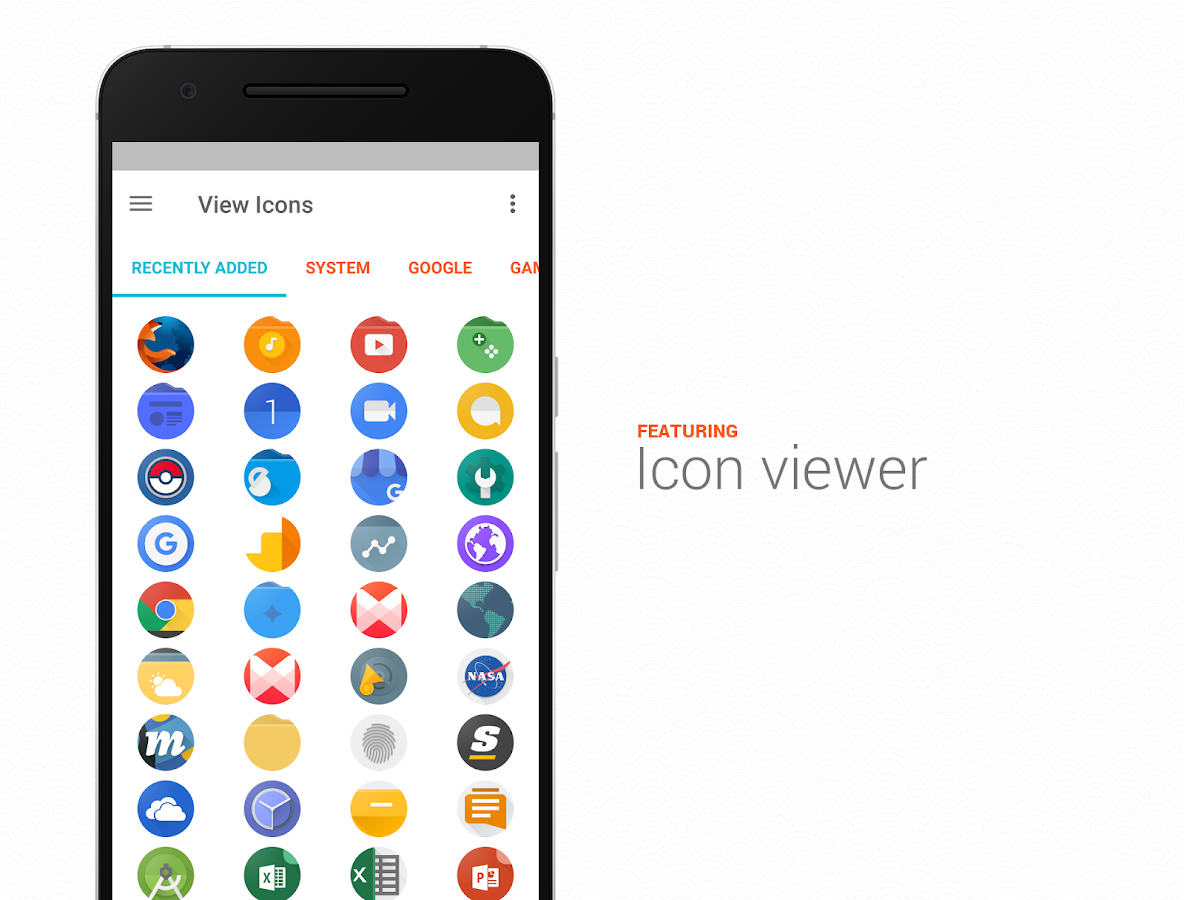 Revolution Icon Pack- screenshot