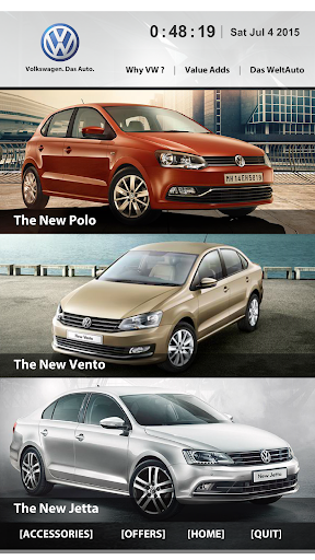 Volkswagen South India Mobile