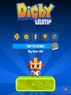 Digby Jump Mod Apk 1.31 (Unlock All Skins) 1