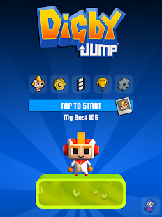 Digby Jump- screenshot thumbnail