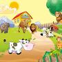 Funny animals English Arabic