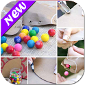 DIY Preschool Craft icon