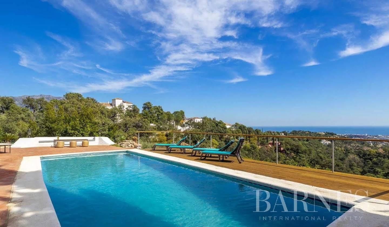 Villa avec terrasse Benahavís