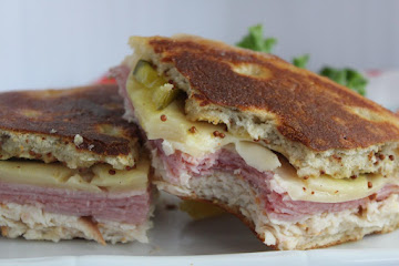 Cubano International Sandwich Recipe