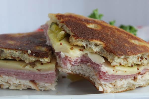Cubano International Sandwich Recipe