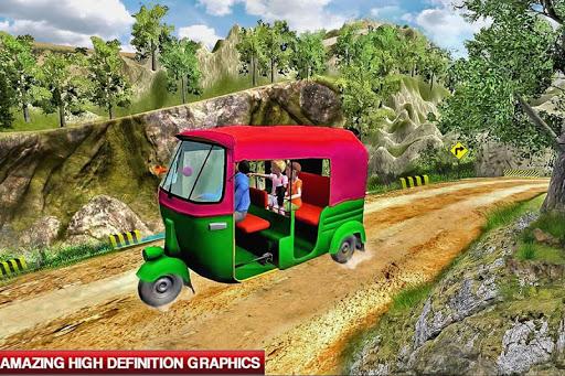 Mountain Auto Tuk Tuk Rickshaw 2.0.02 screenshots 8