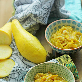 Sauteed Yellow Squash with Onions