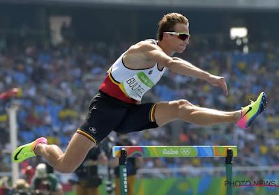 Michael Bultheel plaatst zich voor de halve finales op 400 meter horden