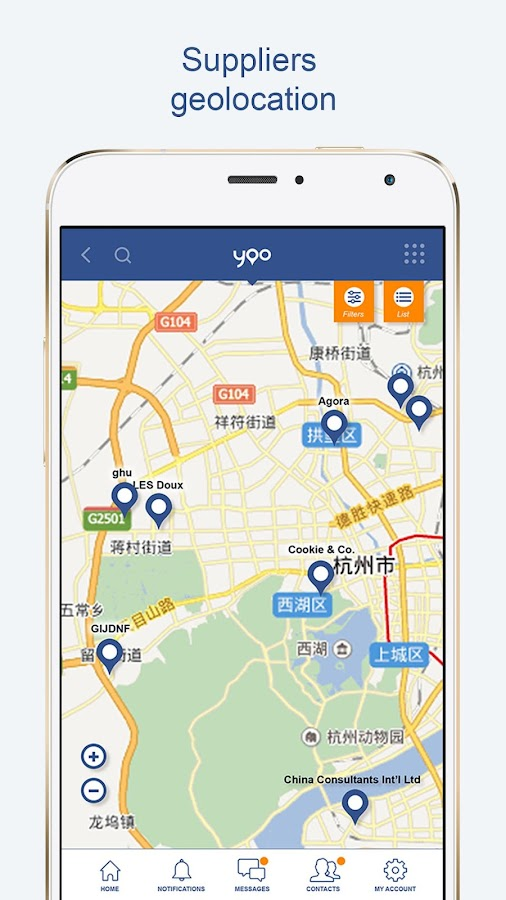 YOOSourcing- screenshot