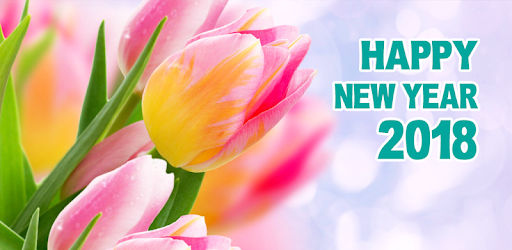 happy new year 2018 flowers apps on google play