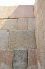 Photo: One black granite