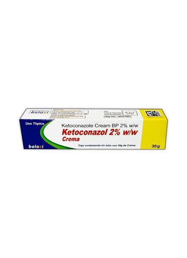 ketoconazol 2% crema balaxi