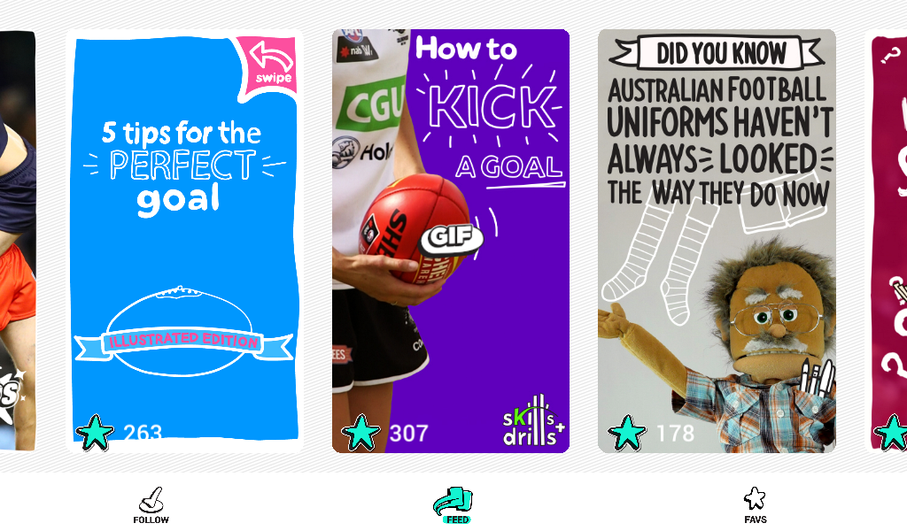 AFL KIDS- screenshot