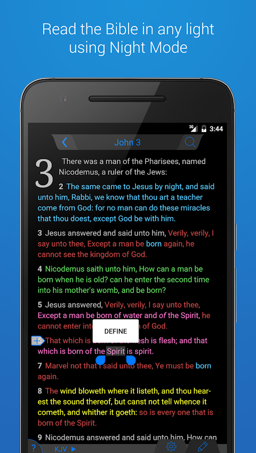 Holy Bible King James + Audio- screenshot